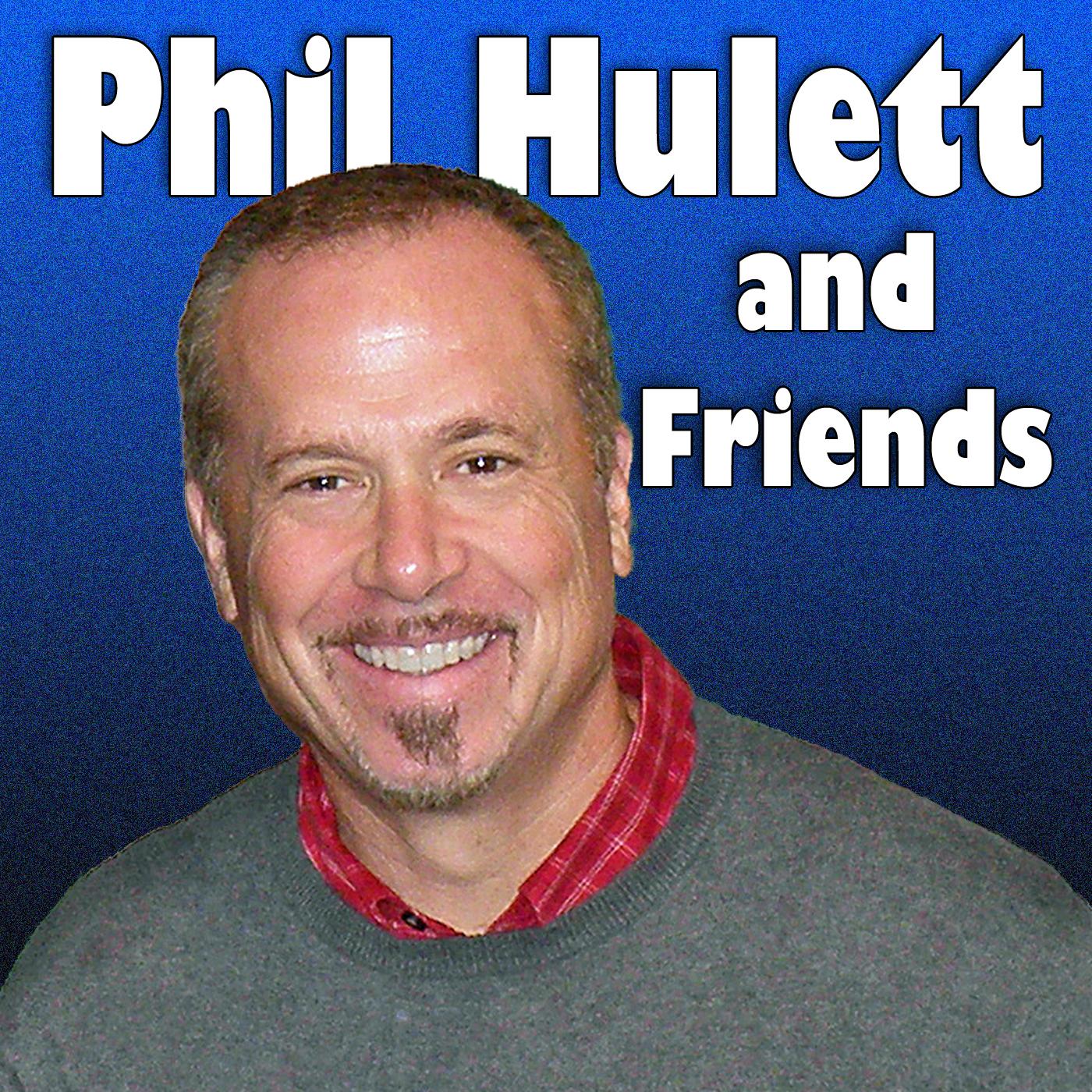 Phil Hulett and Friends - Magazine cover