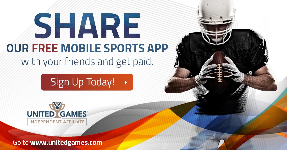 United Games Mobile App