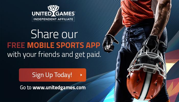 United Games Banner